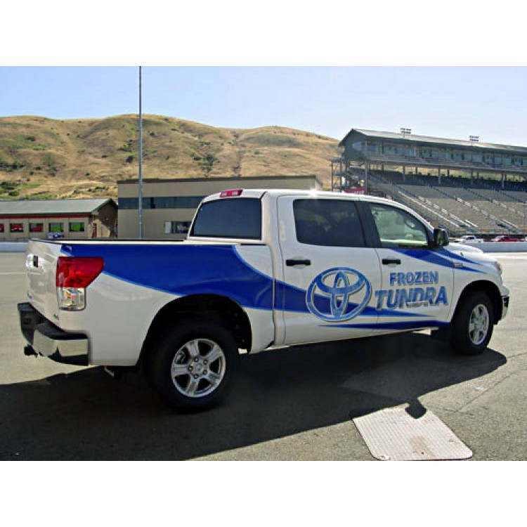 Vehicle Partial Graphics